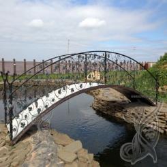 Кованый мостик КМ 1
