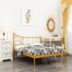 Кованая кровать КК126