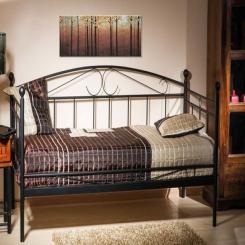 Кованая кровать КК140