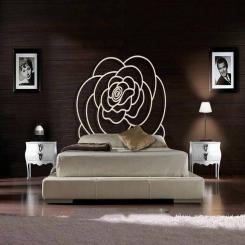 Кованая кровать КК144