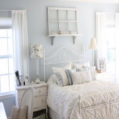 Кованая кровать КК106