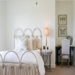 Кованая кровать КК176