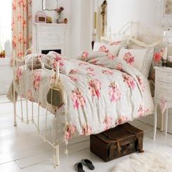 Кованая кровать КК206