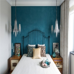 Кованая кровать КК164