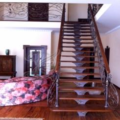 Кованая лестница ККЛ 3