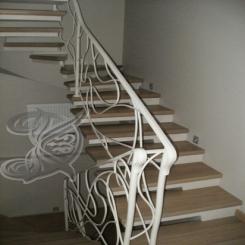 Кованая лестница ККЛ 1