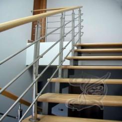 Кованая лестница ККЛ 5