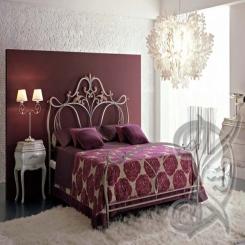 Кованая кровать КК 40