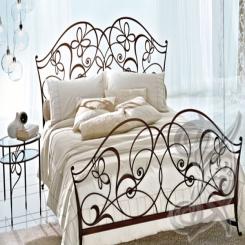 Кованая кровать КК 45