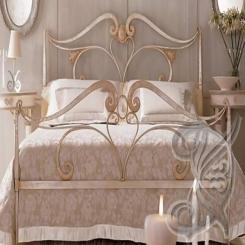 Кованая кровать КК 51