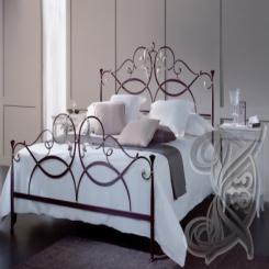 Кованая кровать КК 55
