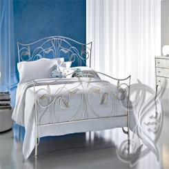 Кованая кровать КК 58