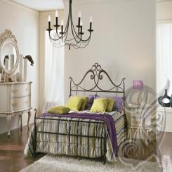 Кованая кровать КК 60