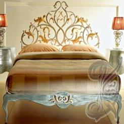 Кованая кровать КК 62