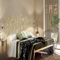 Кованая кровать КК 64