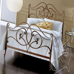 Кованая кровать КК 66