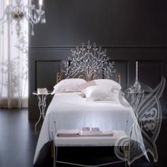 Кованая кровать КК 68