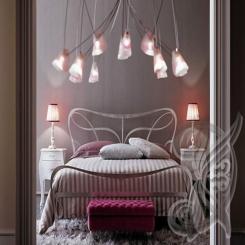 Кованая кровать КК 70