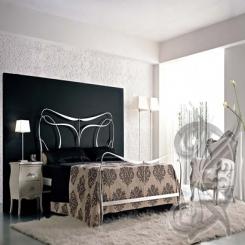 Кованая кровать КК 71