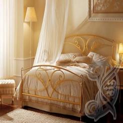 Кованая кровать КК 72