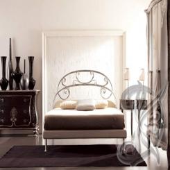 Кованая кровать КК 75