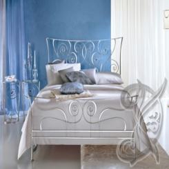 Кованая кровать КК 78