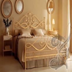 Кованая кровать КК 80