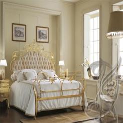 Кованая кровать КК 81