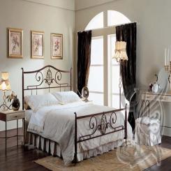 Кованая кровать КК 85