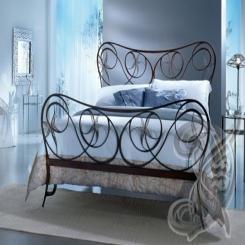 Кованая кровать КК 86