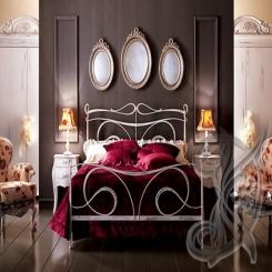 Кованая кровать КК 87