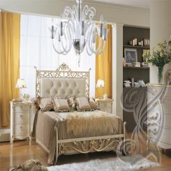 Кованая кровать КК 88