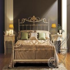 Кованая кровать КК 89