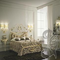 Кованая кровать КК 90