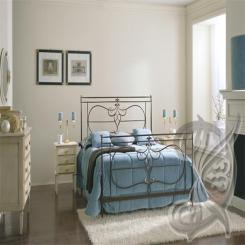 Кованая кровать КК 93