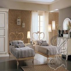 Кованая кровать КК 95