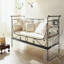 Кованая кровать КК 97