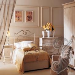 Кованая кровать КК 98