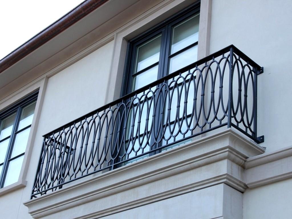 Картинки перила балкона