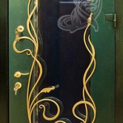 Кованая дверь КД_6