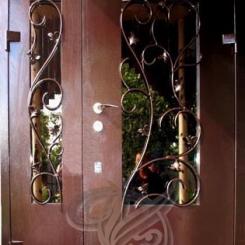 Кованая дверь КД_3