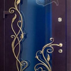 Кованая дверь КД_1