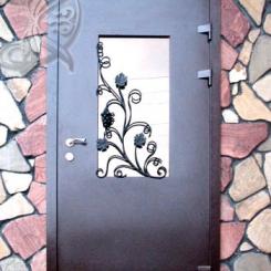 Кованая дверь КД_2
