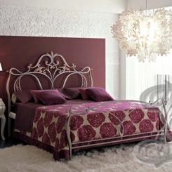 Кованая кровать КК_40
