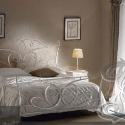 Кованая кровать КК_43
