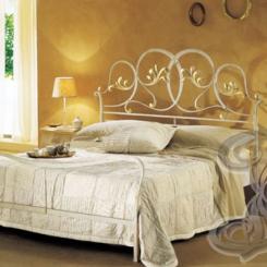 Кованая кровать КК_44