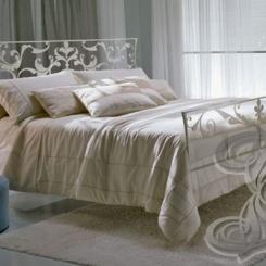 Кованая кровать КК_47