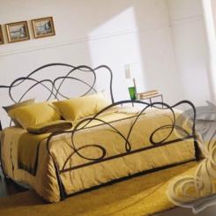 Кованая кровать КК_48