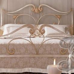 Кованая кровать КК_51
