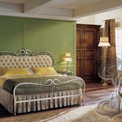 Кованая кровать КК_52